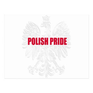 Polish Pride Postcard