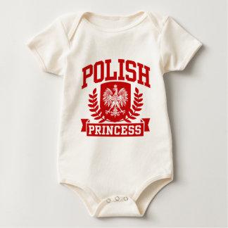 Polish Princess Baby Creeper