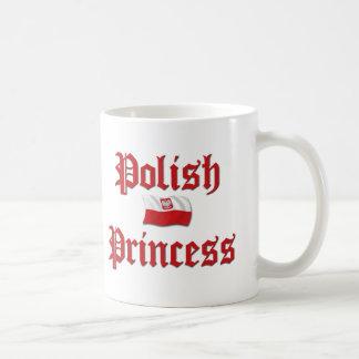 Polish Princess Coffee Mug