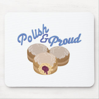 Polish & Proud Mouse Pad