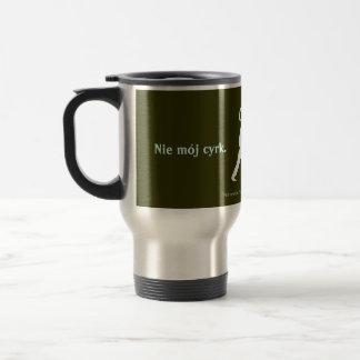 Polish Proverb 15 Oz Stainless Steel Travel Mug