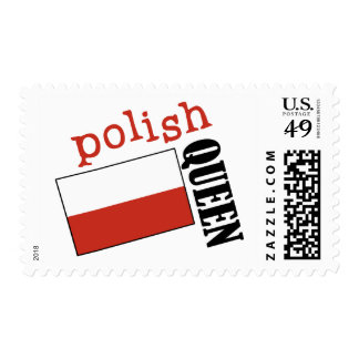 Polish Queen Postage