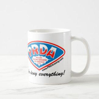 Polish Racing Drivers of America PRDA Mug