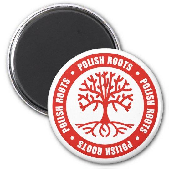 Polish Roots Magnet