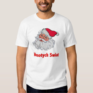 Polish Santa Claus #2 T-shirts