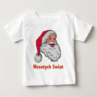 Polish Santa Claus Baby T-Shirt
