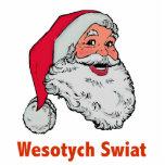 Polish Santa Photo Sculptures