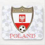 Polish Soccer Mousepad