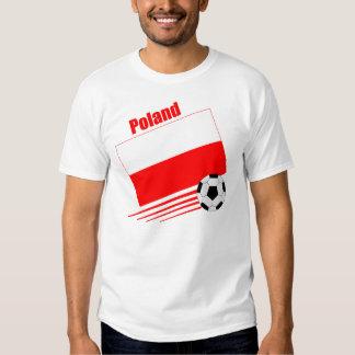 Polish Soccer Team Tee Shirt