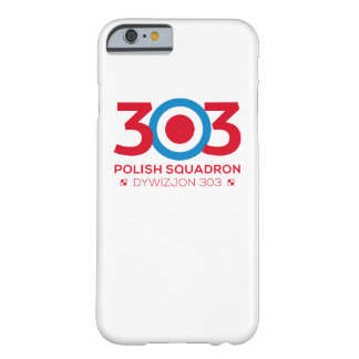 Polish Squadron 303 Barely There iPhone 6 Case