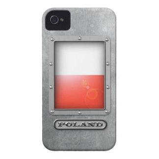Polish Steel Case-Mate iPhone 4 Cases