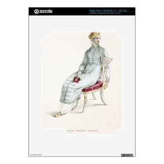 Polish walking pelisse, fashion plate from Ackerma Decal For iPad 3