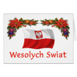 Polish Wesolych Swiat Cards