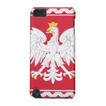 Polish White Eagle iPod Touch 5G Covers