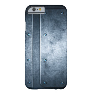 Polished Armor Plating Grunge Barely There iPhone 6 Case