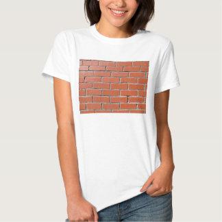 Polished Brick Texture Pattern T-shirt