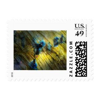 Polished Labradorite Stamps