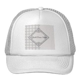 Polished Medallion Trucker Hat