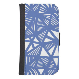 Polished Pioneering Gentle Energetic Wallet Phone Case For Samsung Galaxy S4