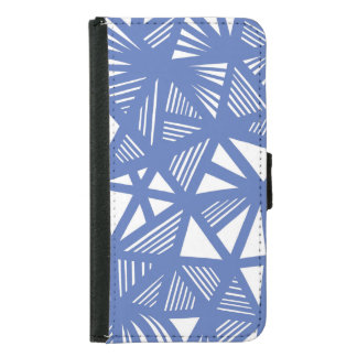 Polished Pioneering Gentle Energetic Wallet Phone Case For Samsung Galaxy S5