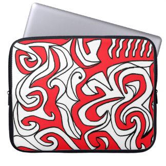 Polished Rejoice Thorough Lucid Laptop Sleeve