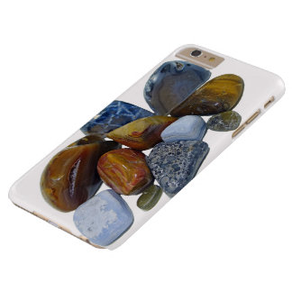 Polished Rocks Barely There iPhone 6 Plus Case