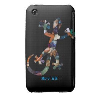 Polished Rocks Hawaiian Gecko iPhone 3 Case