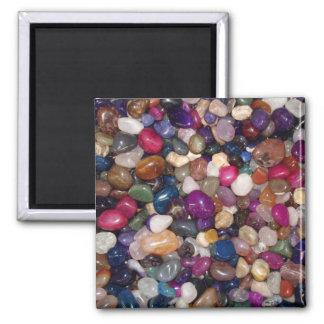 Polished Stones Magnets