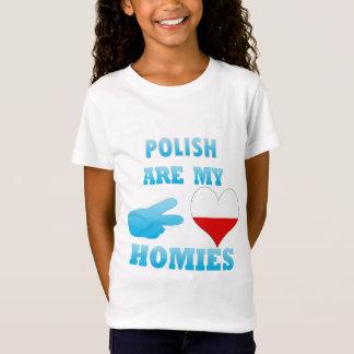 polishs are my Homies T-Shirt