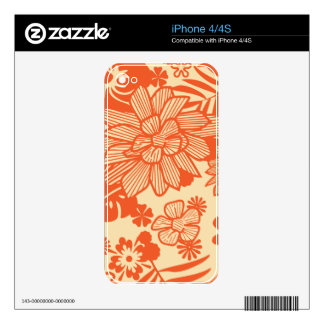 Polite Calm Reliable Reliable Decal For iPhone 4