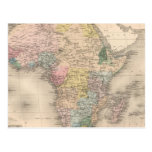 Política africana postal