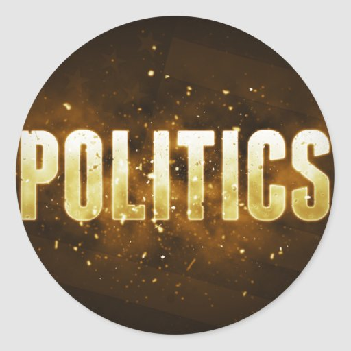 Política Etiqueta Redonda