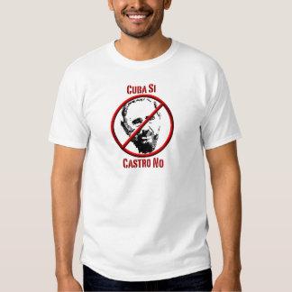 Política - international - Cuba Si, Castro ningún Camisas