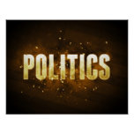 Política Posters
