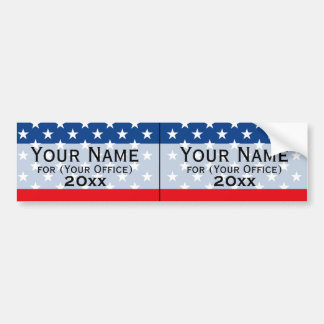 Non Partisan Stickers Zazzle - Custom vinyl stickers for walls   for your political campaign