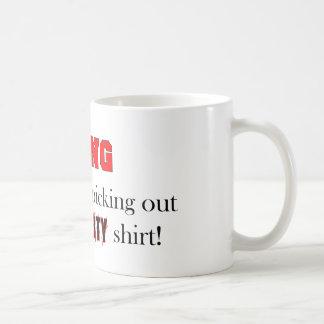 Political Chug Coffee Mug