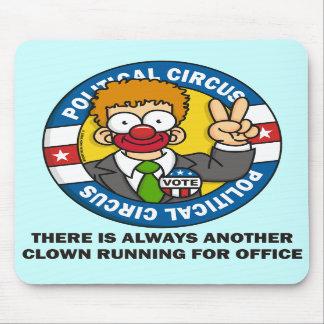 Political Circus Mousepad