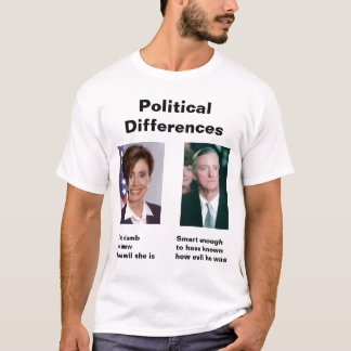 Political Differences T-Shirt
