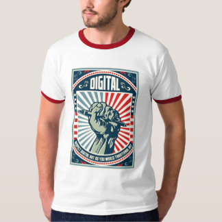 Political Digital T-Shirt