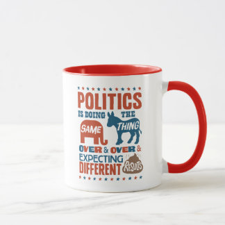 Political Expectations Mug