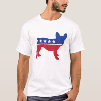 Political Frenchie T-Shirt