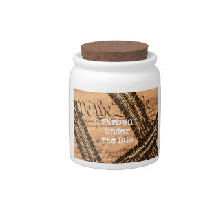 political humor gifts candy jar
