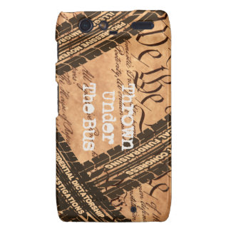 political humor gifts droid RAZR cases