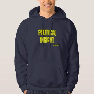 Political Insight Hooded Sweatshirt