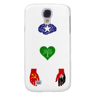 Political issues galaxy s4 cover