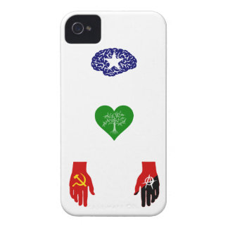 Political issues iPhone 4 case