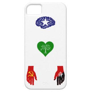 Political issues iPhone 5 fundas