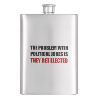 Political Jokes Elected Flask