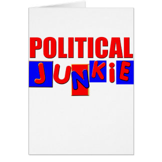 Political Junkie Card