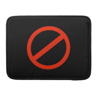 Political MacBook Pro Sleeve